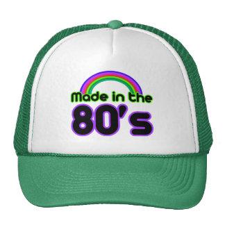 Fait pendant les années 80 casquette