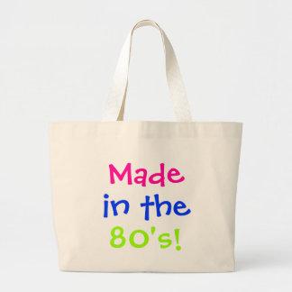 Fait pendant les années 80 ! grand sac
