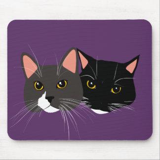 Fait sur commande pour le tapis de souris de Meow