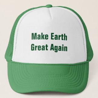 Faites à la terre encore le jour de la terre casquette
