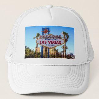 Faites bon accueil à Las Vegas au casquette