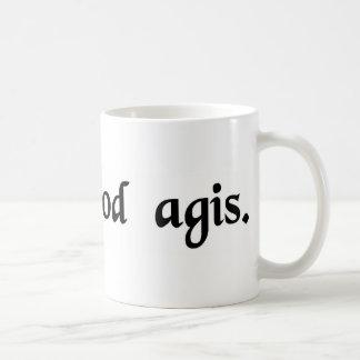 Faites ce que vous jaillissez mug