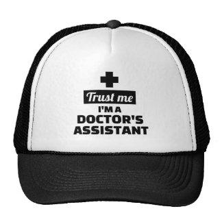 Faites confiance que je je suis l'assistant d'un casquette de camionneur