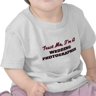 Faites confiance que je je suis un photographe de t-shirts