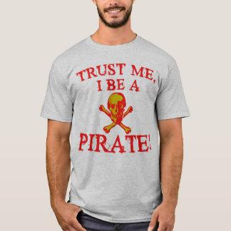 Faites confiance que j'I soit des T-shirts et des