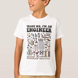 Faites- confiancemoi, je suis un ingénieur t-shirt