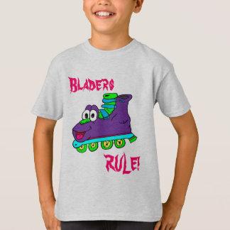 faites du roller le T-shirt