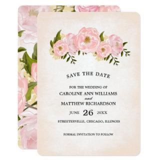 Faites gagner la date. Annonces faites sur Carton D'invitation 12,7 Cm X 17,78 Cm