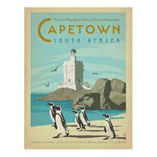 Faites gagner la date | Cape Town, Afrique du Sud Carte Postale