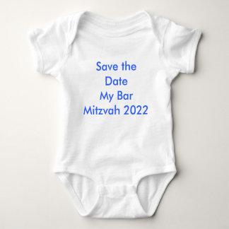 Faites gagner la date ma barre Mitzvah 2022 Body