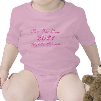 Faites gagner la date ! , Mon bat mitzvah ! , 2021 T-shirts