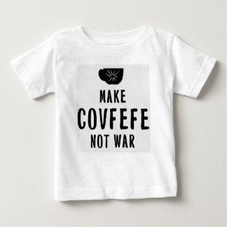 faites la guerre de covfefe pas t-shirt pour bébé