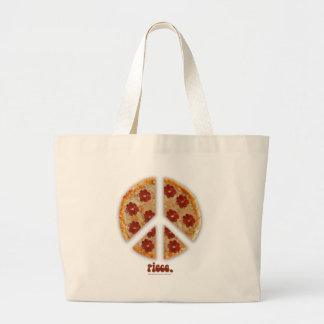 """""""Faites la pizza, sacs pas de guerre"""""""