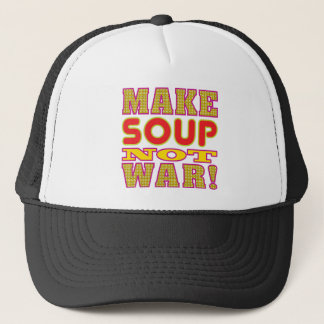 Faites la soupe casquette