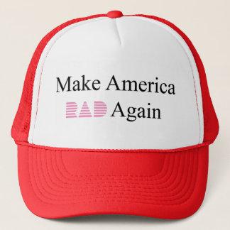 Faites l'Amérique rad encore Casquette