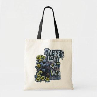 Faites l'amour, pas guerre : Sacs fourre-tout à