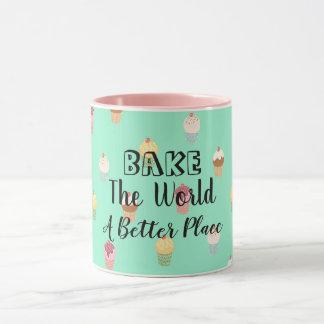 Faites le monde une meilleure tasse d'endroit