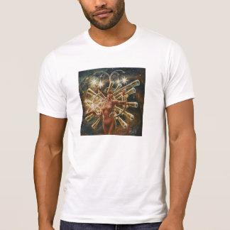 Faites le pas traînant de Hubble à la boogie de T-shirt