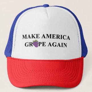 Faites le raisin de l'Amérique encore Casquette