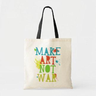 faites le sac fourre-tout à guerre d'art pas