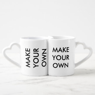 Faites les tasses de vos propres amants