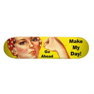 Faites mon jour ! Planche à roulettes Plateau De Skateboard
