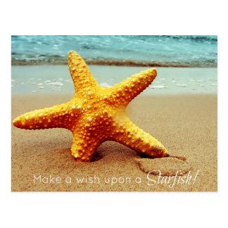 Faites une carte postale de souhait