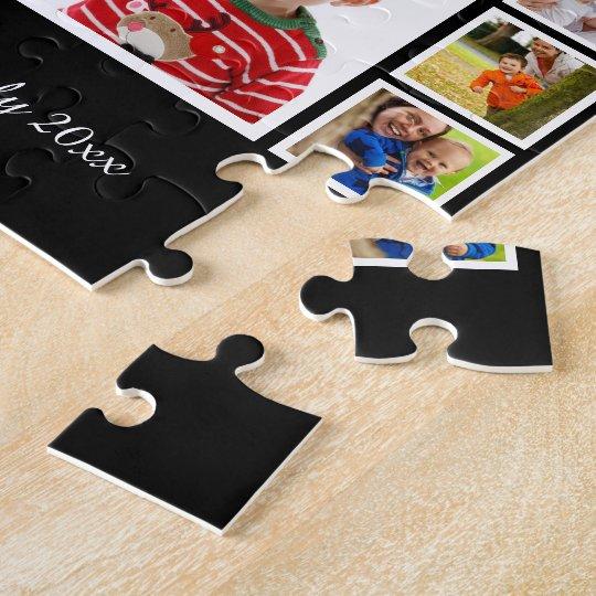 Faites votre propre do-it-yourself personnalisé puzzle