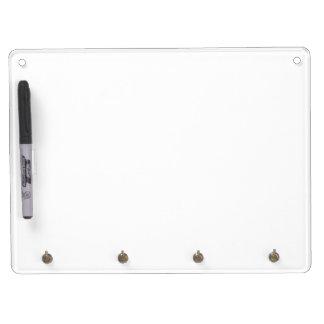 Faites votre  tableau effaçable tableau effaçable à sec avec porte-clés