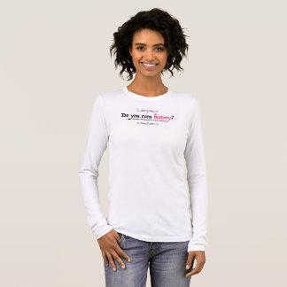 Faites-vous même histoire ? - Chemise légère T-shirt À Manches Longues