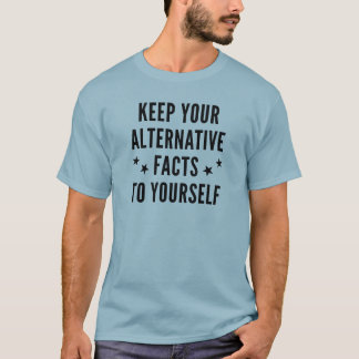 Faits alternatifs t-shirt