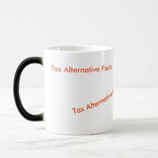 Faits d'alternative d'impôts mug magic