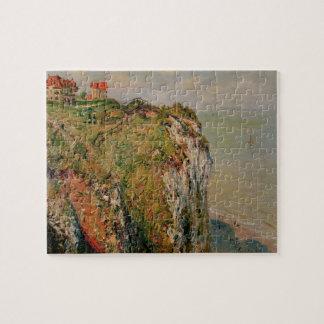 Falaise de Claude Monet | chez Dieppe, 1882 Puzzle