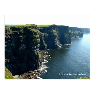 Falaises de Moher Irlande Carte Postale