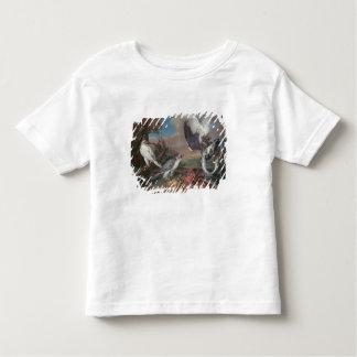 Falcons du Groenland Cyr T-shirt Pour Les Tous Petits
