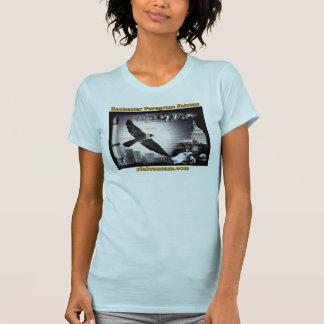 Falcons pérégrins de Rochester T-shirt