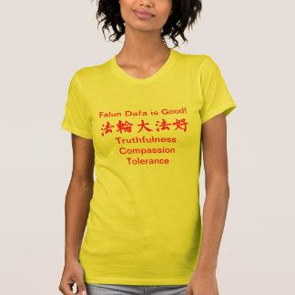 Falun Dafa est bon T-shirt de soleil