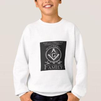 Famille de maçons sweatshirt