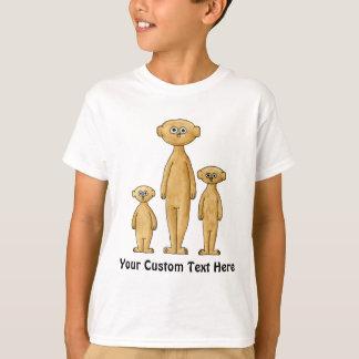 Famille de Meerkat T-shirt