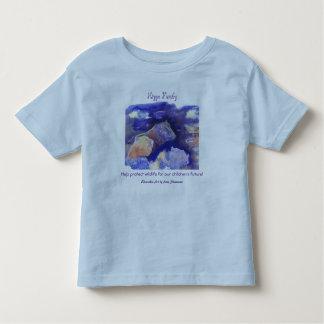 Famille d'hippopotame t-shirt