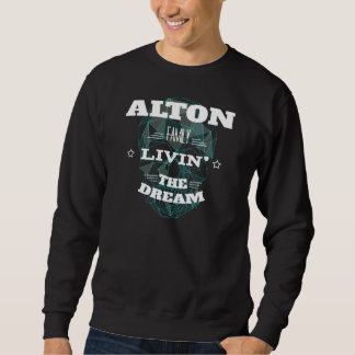 Famille Livin d'ALTON le rêve. T-shirt
