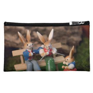 Famille Pâques de lapin Nécessaires À Maquillage