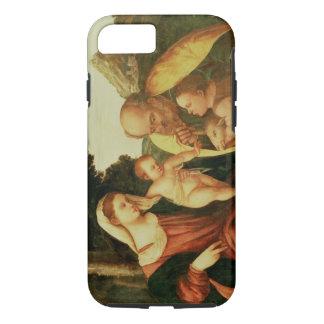 Famille sainte avec St John Coque iPhone 7