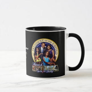 Famille-Tasse d'OBAMA-1ST Mug