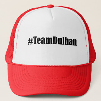Famille #TeamDulhan du casquette de jeune mariée