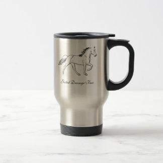 Fan de dressage de Gaited Mug De Voyage