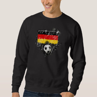 Fan de foot Allemagne Sweatshirt