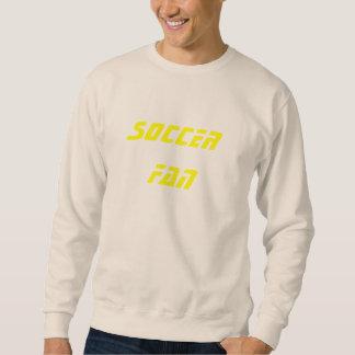 fan de foot sweat-shirt