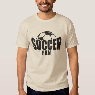 Fan de foot t-shirt