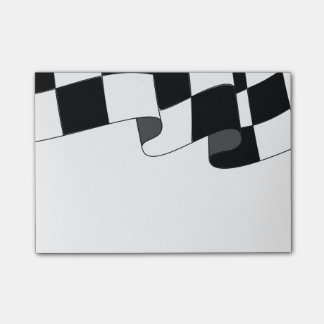 Fan de ondulation de course de drapeau Checkered